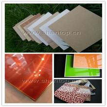 shantop mdf High Gloss Decorative UV MDF Panel