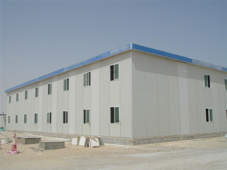 easy assembling prefabricated building