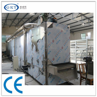 CE industrial Potato wire belt hot air dryer /drying machine/drying equipment on price