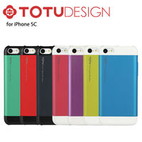 TOTU primary color Case for iphone 5c