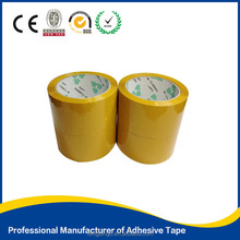 bopp yellow strapping acrylic adhesive tape