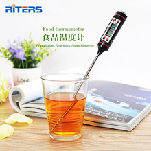 TP101 digital food thermometer BBQ thermometer meat thermometer