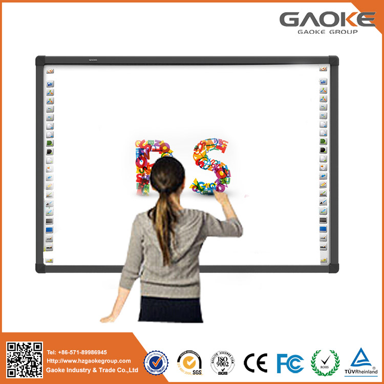 Wholesale china factory teaching equipment touch screen interactive digital smart board