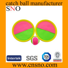 catch ball outdoor sport toy PP plastic catch ball set