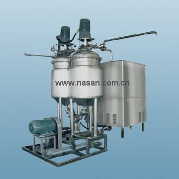 Nasan Microwave Extractor System
