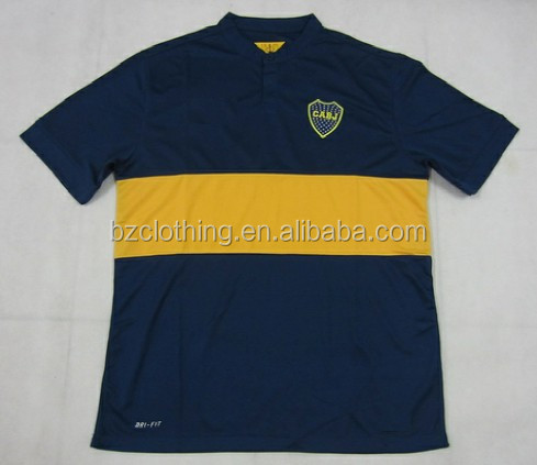 2014-2015 Boca Juniors Best Thailand Quality Soccer Jerseys
