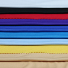 100% <strong>Polyester</strong> 75D two way stretch dye knitted interlock fabric for underwear