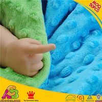 MOQ 50PCS 2015 newest design skin friendly SGS checked baby shawls and blankets