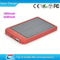 1800mah polysilicon solar charger for nokia mobile