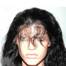 Wholesale synthetic cheap lace front wig with baby hair