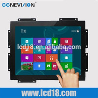 12.1 Inch Open Frame LCD monitor/TouchScreen LCD Monitor/Digital touch screen kiosk