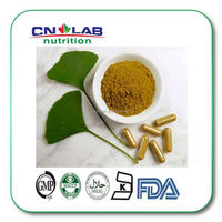 Herbal raw material EU standard ginkgo biloba extract