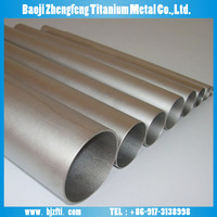 Gr2 Welded CP Titanium Tube Stock ASTM B 337