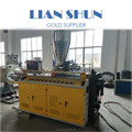 famous lianshun PVC pipe production line with high efficient and capacity