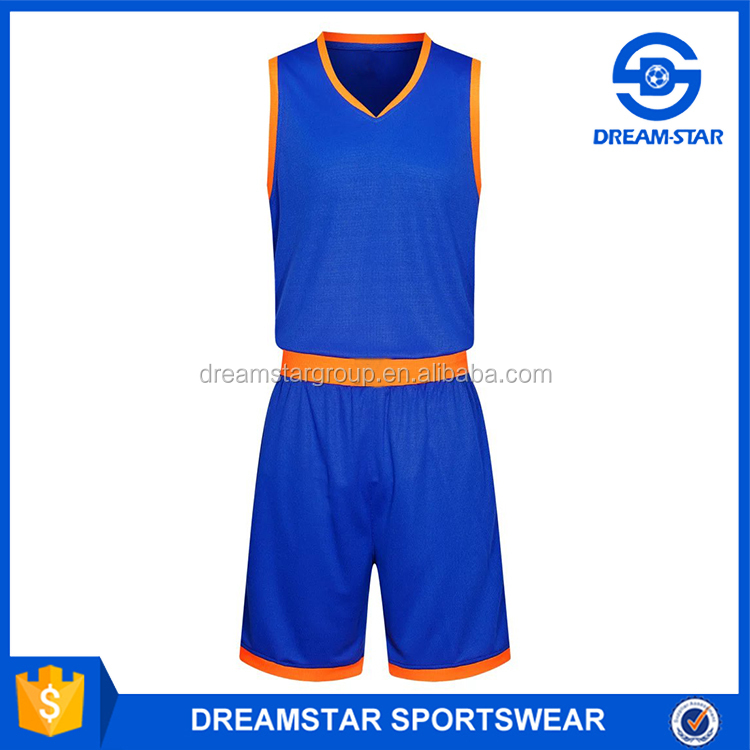 2017 OEM Sublimation Basketball Jersey For Team