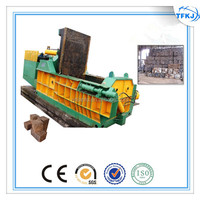 Y81/F-2500A Metal recycling hydraulic scrap aluminum compressor (CE)
