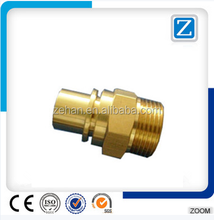 Precision Brass CNC Machining Hardware Parts