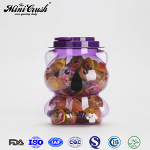 15g animal shape gummy candy marshmallow fruit jelly coconut
