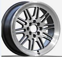 13 15 17 inch aluminum alloy aftermarket wheels on sale, 4x100 deep dish wheels, 4x114.3 machine face wheel rims