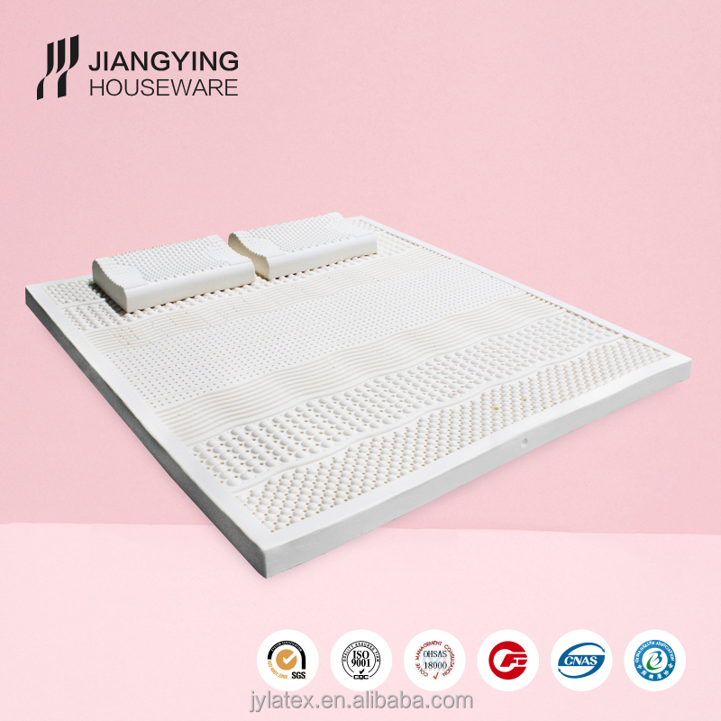 High quality latex bed mattress