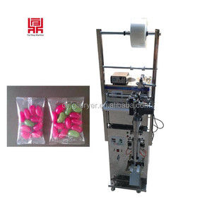 Hot selling automatic small spare parts/candy/dates pouch counting packing machine