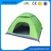 outdoor products tents for sale double folding aluminium pole tipi tent