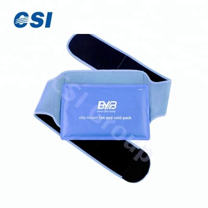 Hot and cold therapy compress frozen gel ice packs for injuries
