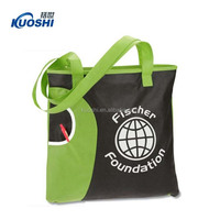 Eco friendly reusable non woven cloth tote bags