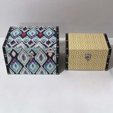 Small Order Accept Attractive New Design Wooden Match Box With Drawer