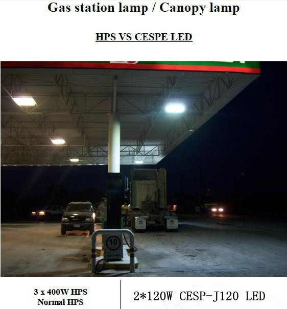 IP68 UL ATEX 80w led explosion-proof high bay lighting