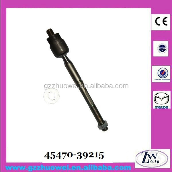 Auto Steering Parts Front Tie Rod Axial Rod Steering Rack End for Toyota Camry 2.4 3.0 45503-39225