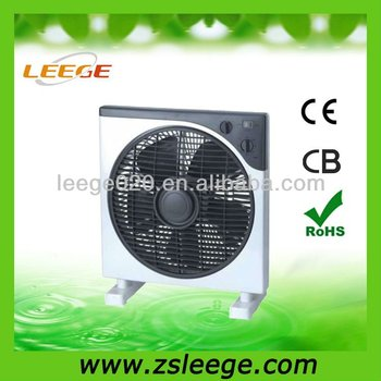 "Hot sale OEM 12"" box fans with timer"