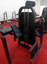 Wholesale China top brand Gym machine fat burn Seated Triced-Flat Commercial fitness equipment