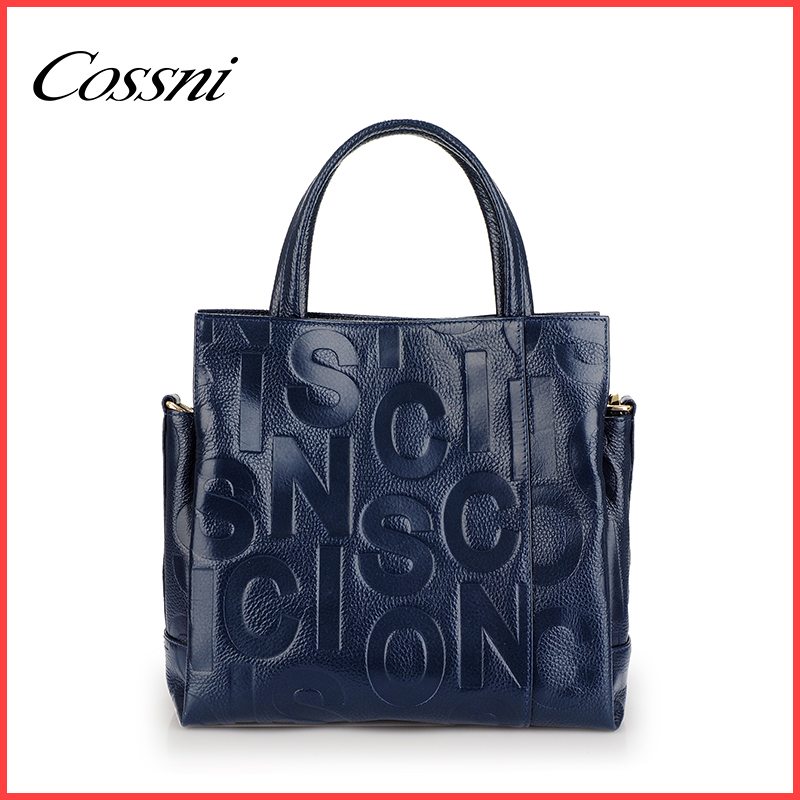 2016 hot new designer mk fashion leather handbags purse wholesale ladies tote bags with strap China cossni B689