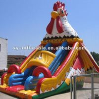 giant inflatable turkey decorations commercial inflatable slide