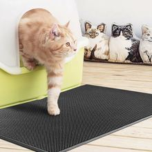 Silicone Easy Clean Little Urine Trapper Spiky Pet Dog Rubber Cat Litter Mats