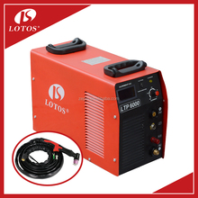 Lotos LT6000 60Amps Hot sale Single phase IGBT Inverter DC mini handheld air plasma cutter