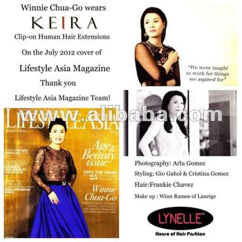 KEIRA Hair Extensions Philippines