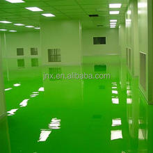 Solvent -Free Epoxy Resin anti-static Flooring Coating