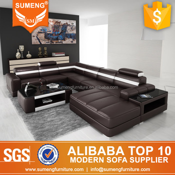 made in guangdong big lots furniture sale modern futura leather sofa ...