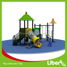 children outdoor playground big slides for sale LE.DC.024