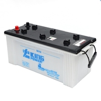 Dry charged battery for truck N150