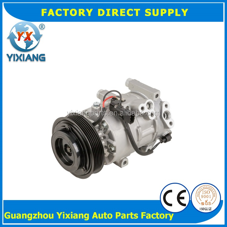 Auto AC Compressor Part DVE16 6PK for Hyundai Tucson 2010 2011 2012 97701-2S500