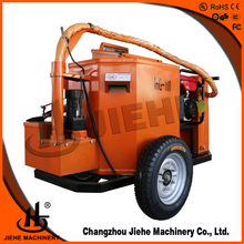 crack filling material melter,crackfiller with heated hoses asphalt JHG-100