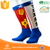 Colored Cotton Man Lanesboro Sport Dress Knee high Football Tube Soccer Sock Wholesale From China Sock Factory