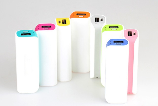 China import goods new products in Alibaba wholesale smart mini custom OEM 2600mah power bank gift