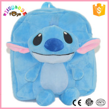 Children Carton School mickey Bag Factory New design children backpack animal shaped carton student school bag