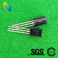TO 92L KSA928A Silicon Audio Power