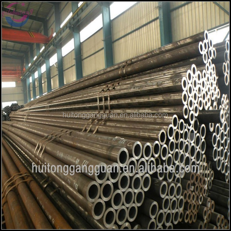 Good quality Gas Water Oil Use Carbon Steel Seamless Pipes and Tubes Reliable Manufacturer with Own Big Factory