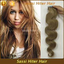 New Arrival Grade 9A Color 33 Curly Indian Remy Hair
